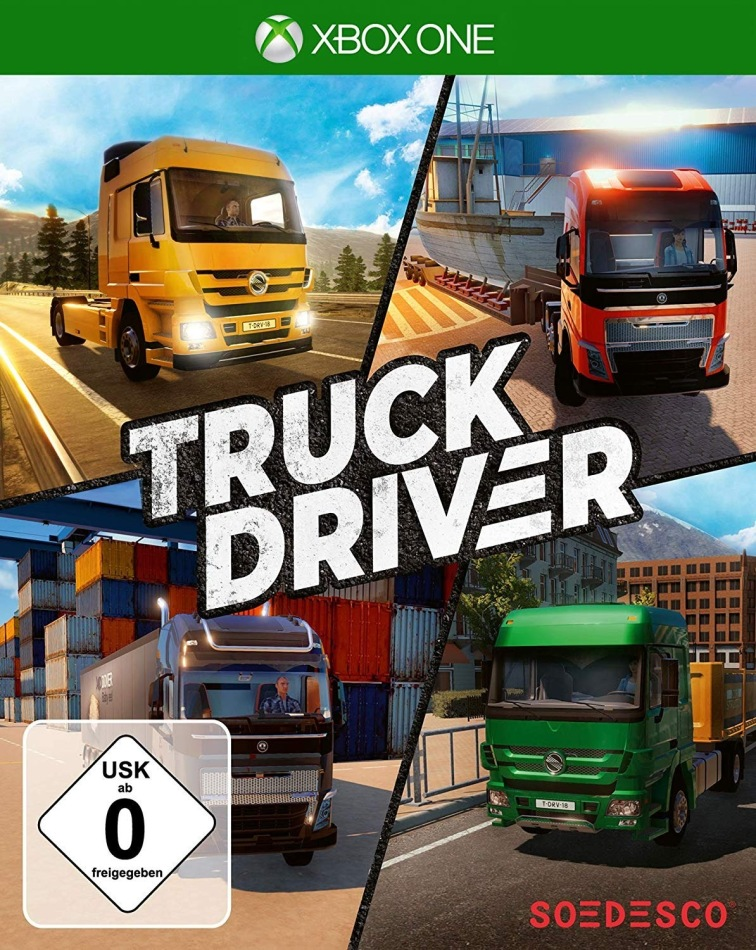 Truck Driver (German Edition)