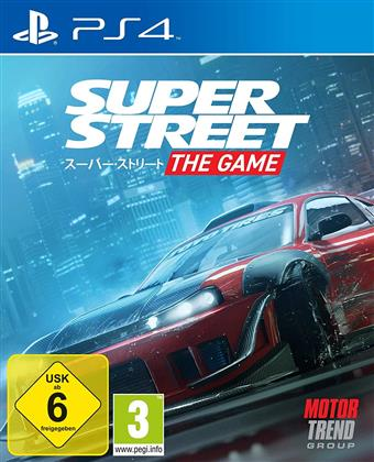 Super Street - The Game