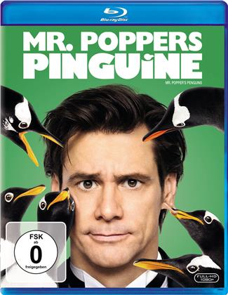 Mr. Poppers Pinguine (2011) (Neuauflage)