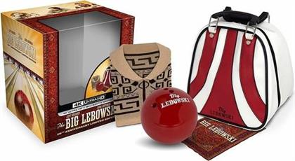 The Big Lebowski (1998) (20th Anniversary Edition, Limited Edition, 4K Ultra HD + Blu-ray)
