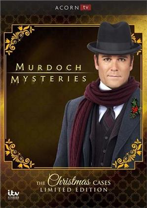 Murdoch Mysteries - The Christmas Cases (Edizione Limitata, 3 DVD)