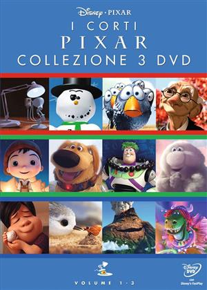 I corti Pixar Collection - Vol. 1-3 (3 DVDs)