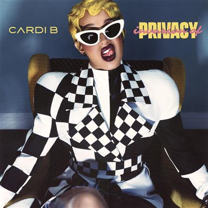 Cardi B - Invasion Of Privacy (Gatefold, 2 LPs + Digital Copy)