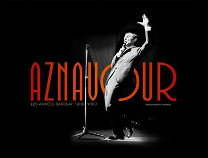 Charles Aznavour - Les Annees Barclay (20 CDs)