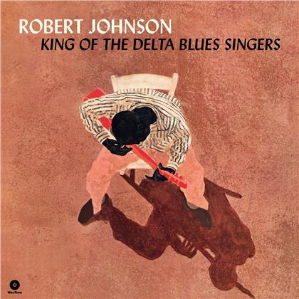 Robert Johnson - King Of The Delta Blues Singers (2019 Reissue, Wax Time, LP)