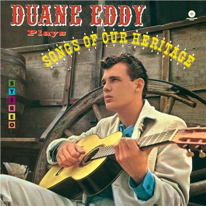 Duane Eddy - Songs Of Our Heritage (2018 Limited Waxtime Reissue, LP)