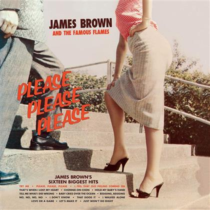 James Brown - Please Please Please (2018 Limited Waxtime Reissue, Colored, LP)