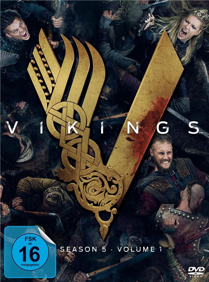 Vikings Staffel 5 Zusammenfassung