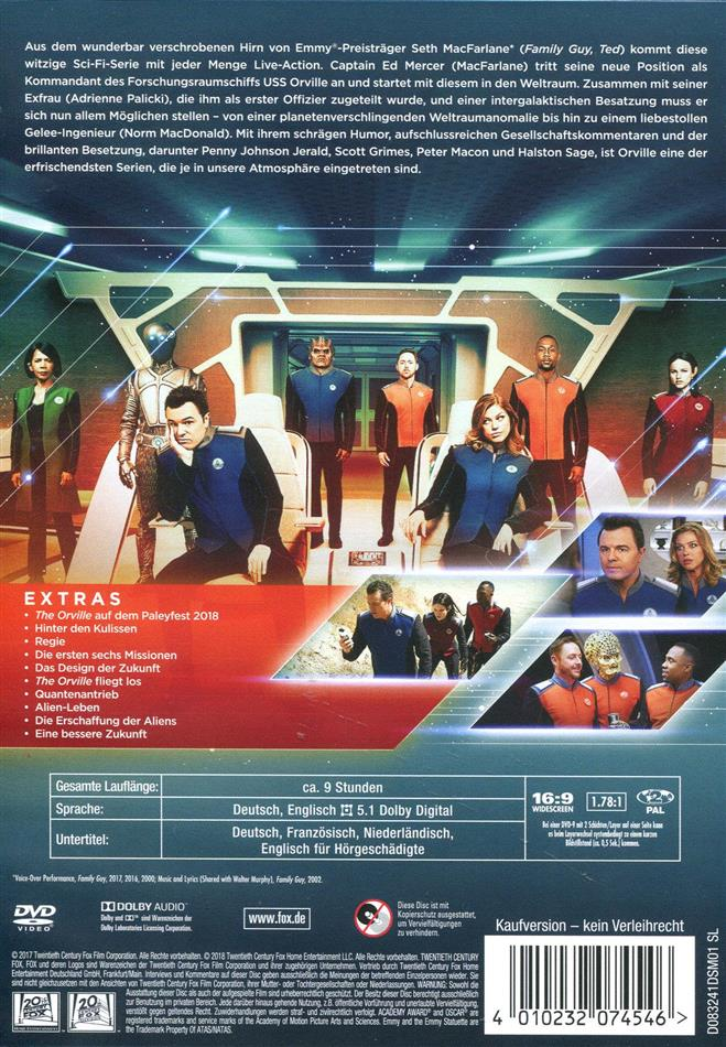 orville staffel 2 deutsch
