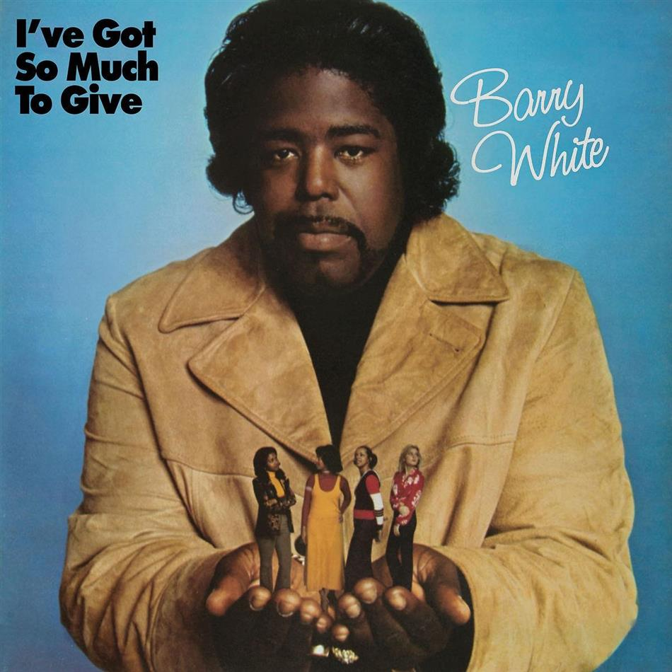 Barry White - I've Got So Much To Give (2018 Reissue, LP)