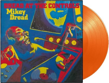 Mikey Dread - Dread At The Controls (Music On Vinyl, 2018 Reissue, LP)