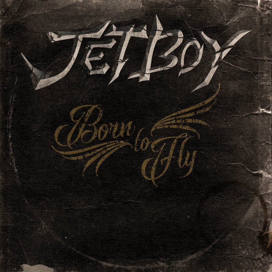 Jetboy - Born To Fly (Gatefold, Transparent Red Vinyl, LP)