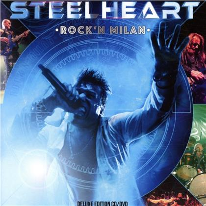 Steelheart - Rock'n Milan (CD + DVD)