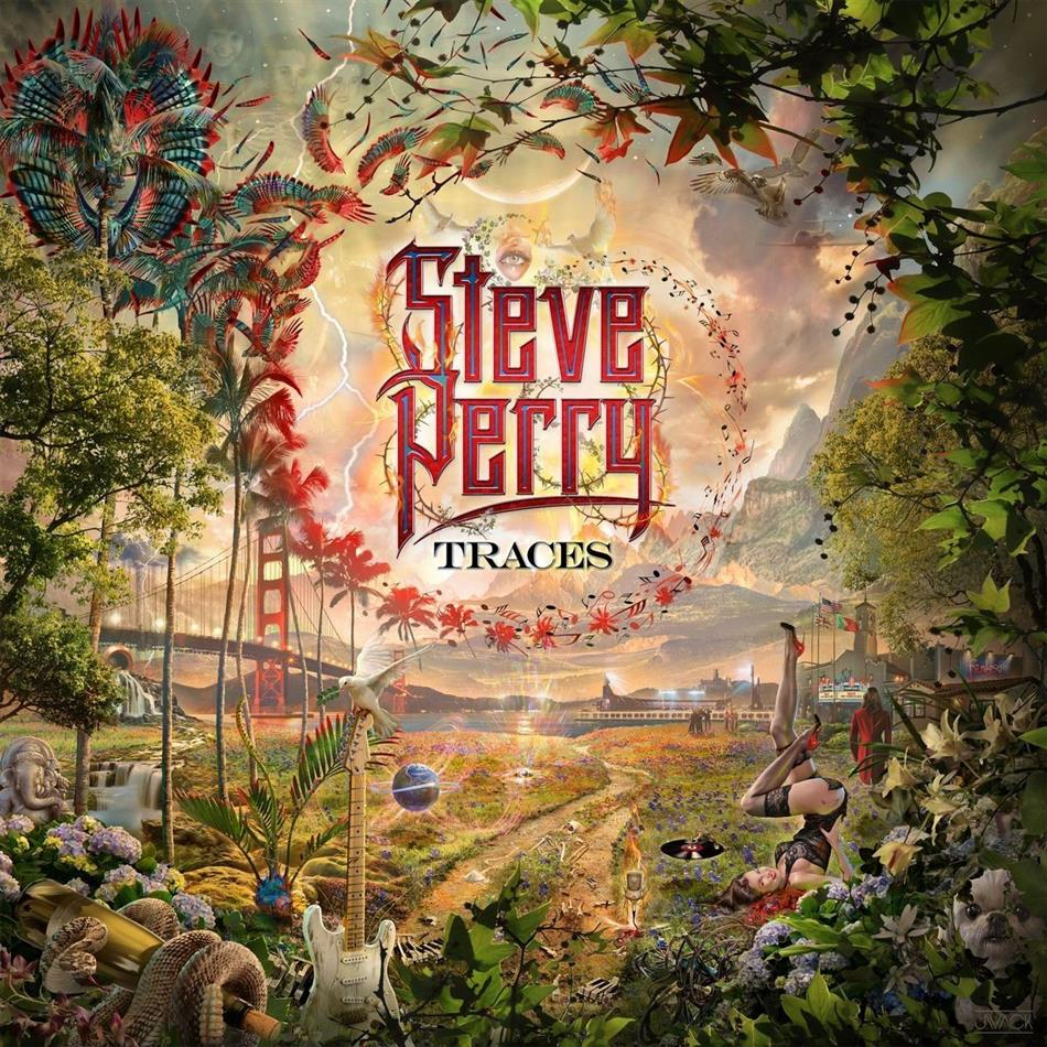 Steve Perry (Ex-Journey) - Traces