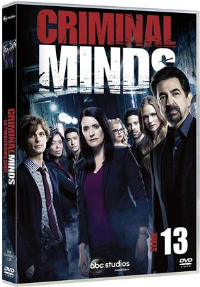 Criminal Minds - Stagione 13 (5 DVD)