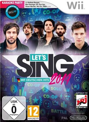 Lets Sing 2019 mit deutschen Hits - (WIIU Kompatibel) (German Edition)