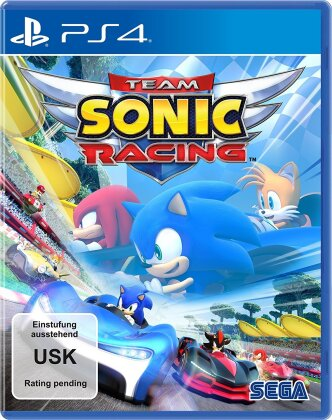 Team Sonic Racing (German Edition)
