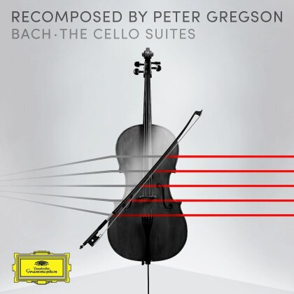 Johann Sebastian Bach (1685-1750) & Peter Gregson - Cello Suites - Recomposed By Peter Gregson (3 LPs)