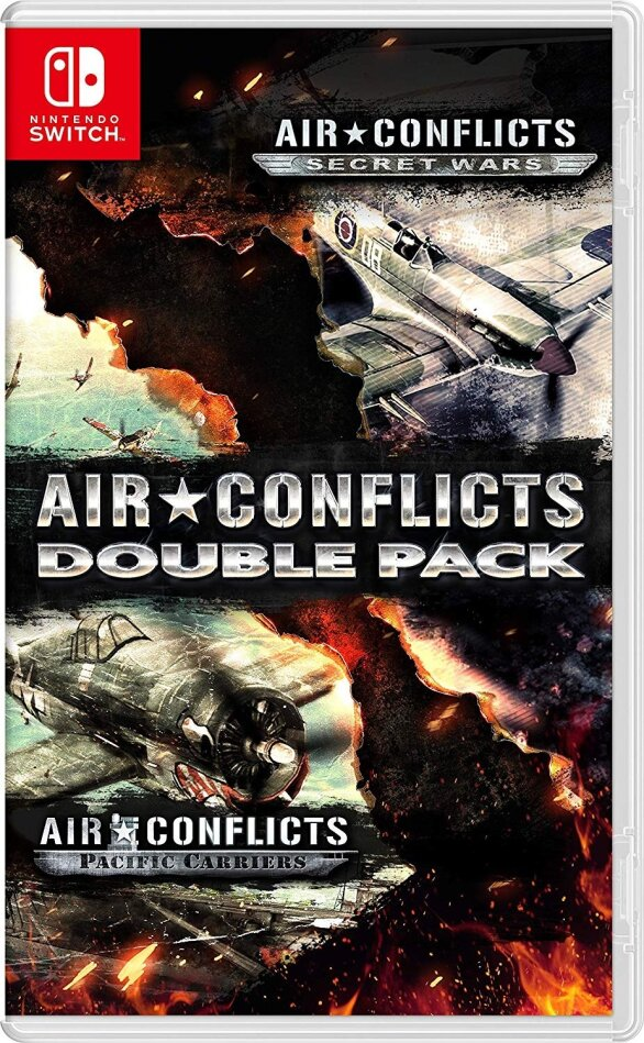 Air Conflicts - Double Pack