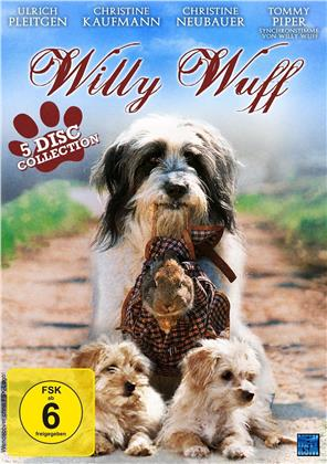 Willy Wuff Collection - 5-Film (5 DVDs)