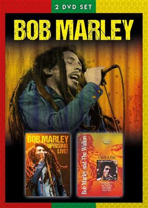 Bob Marley - Catch a Fire / Uprising - Live (2 DVDs)