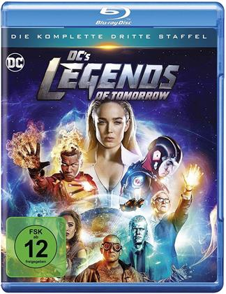 DC's Legends of Tomorrow - Staffel 3 (3 Blu-rays)