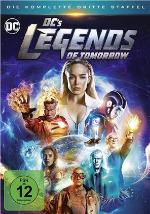 DC's Legends of Tomorrow - Staffel 3 (4 DVDs)