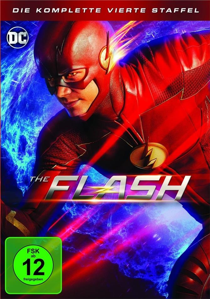 The Flash - Staffel 4 (5 DVDs)