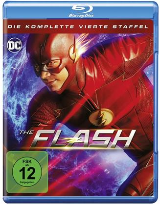The Flash - Staffel 4 (4 Blu-rays)