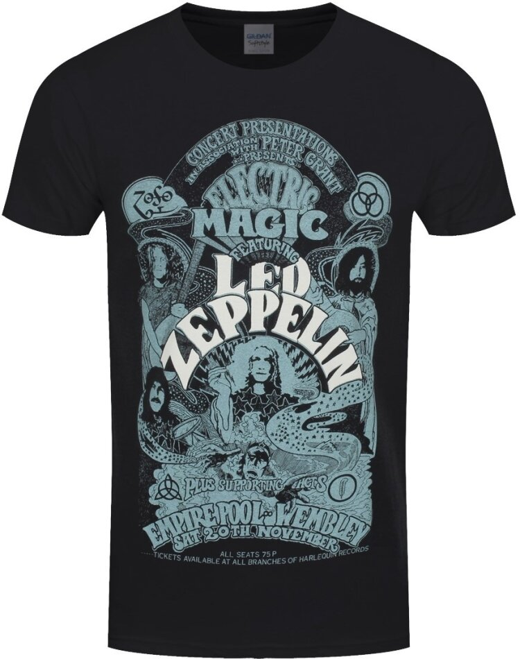 Led Zeppelin - Electric Magic - Taille S