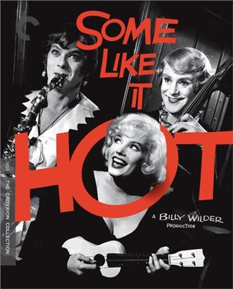 Some Like It Hot (1959) (s/w, Criterion Collection)