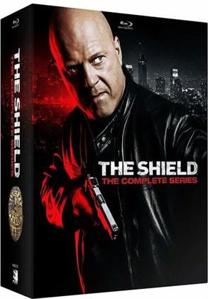 TheShield - The Complete Series (18 Blu-rays)