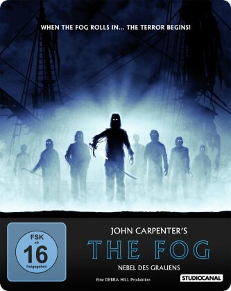 The Fog - Nebel des Grauens (1980) (Collector's Edition, Steelbook)