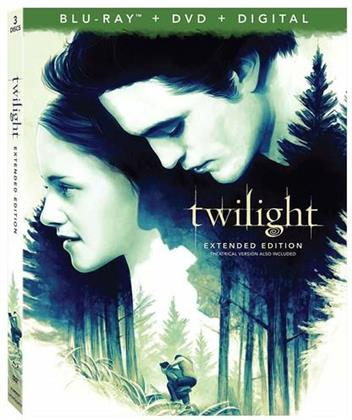 Twilight (2008) (Extended Edition, Blu-ray + DVD)