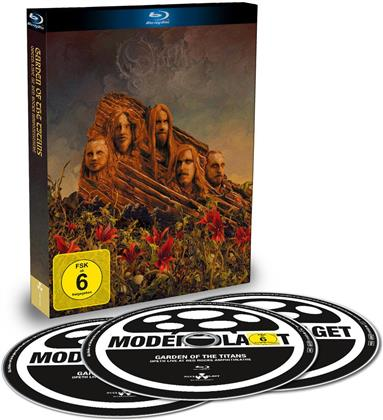 Opeth - Garden of the Titans - Live at Red Rocks Amphitheatre (Blu-ray + 2 CDs)