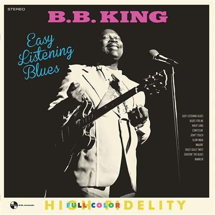 B.B. King - Easy Listening Blues (2019 Reissue, 2 Bonustracks, LP)