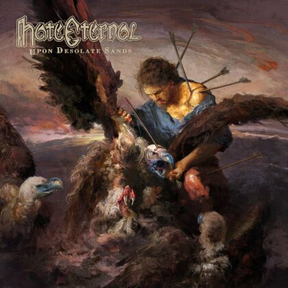 Hate Eternal - Upon Desolate Sands (Limited Edition)
