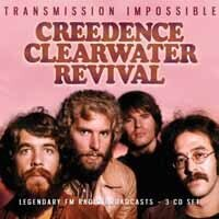 Creedence Clearwater Revival - Transmission Impossible (3 CDs)