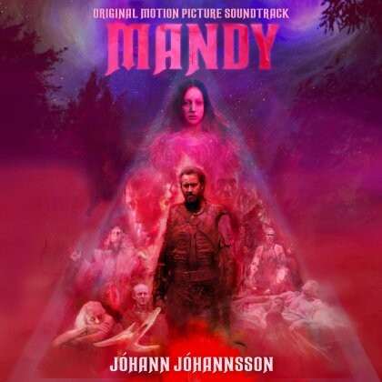 Johann Johannsson - OST - Mandy
