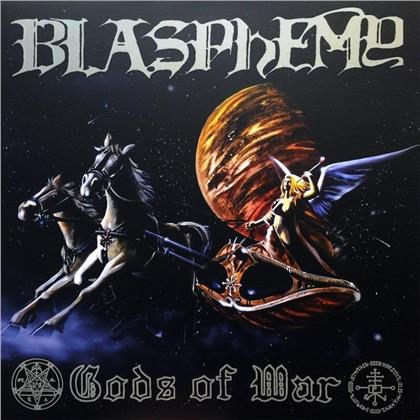 Blasphemy - Gods Of War (2018 Reissue)