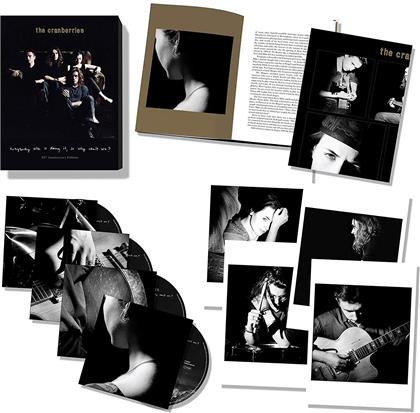 The Cranberries - Everybody Else Is Doing It, So Why Can't We? (2018 Reissue, Limited Edition, 4 CDs)