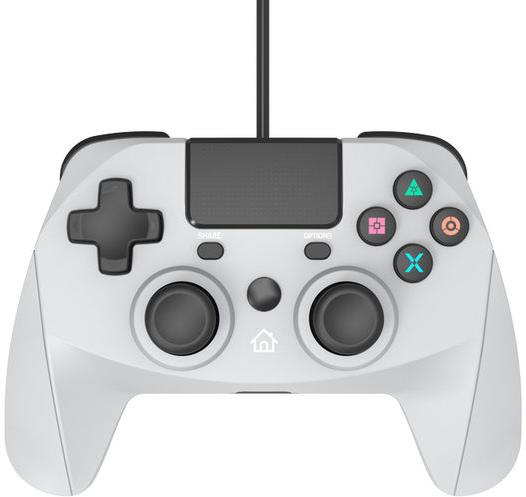 PS4 Controller Game:Pad 4S wirel. grey Snakebyte Bluetooth