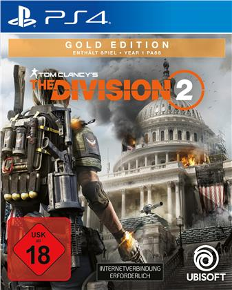 The Division 2 (German Gold Edition)