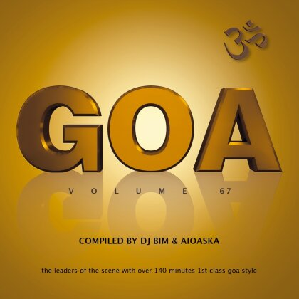 Goa Vol. 67 (2 CDs)
