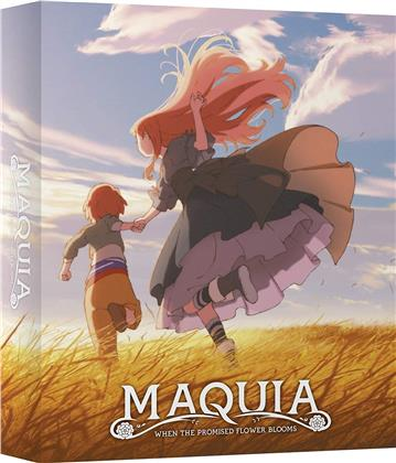 Maquia - When the promised Flower blooms (2018) (Collector's Edition, 2 Blu-rays)
