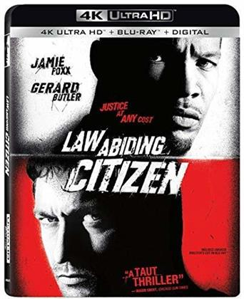Law Abiding Citizen (2009) (4K Ultra HD + Blu-ray)