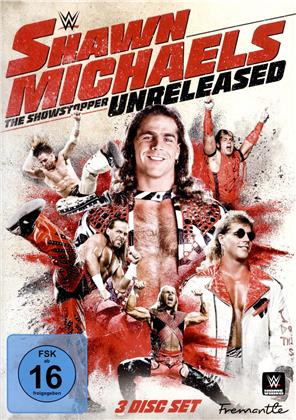WWE: Shawn Michaels - The Showstopper Unreleased (3 DVDs)