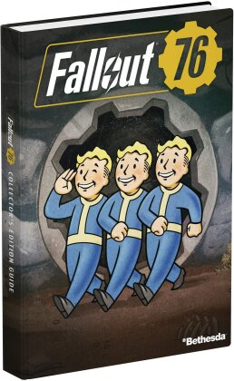 Fallout 76 Lösungsbuch (Collector's Edition)