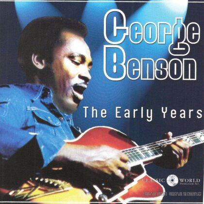 George Benson - Early Years (2018 Reissue)