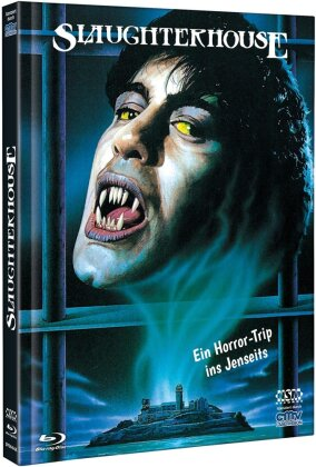 Slaughterhouse (1988) (Cover A, Limited Edition, Mediabook, Uncut, Blu-ray + DVD)
